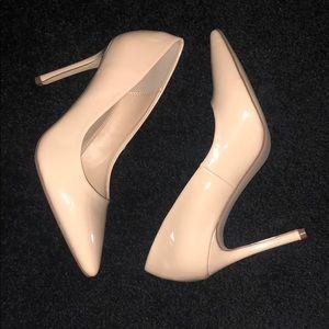 7.5 wide fit high heels